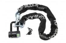Chaine Antivol TOP BLOCK NEXUS CHAINE 1200