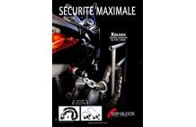 Antivol X-BLOCK X-MAX 125 10-12