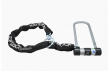 Antivol avec chaine TOP BLOCK NEXUS 124/270CL11