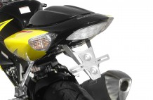 SUPPORT DE PLAQUE SPES03 GSXR1000