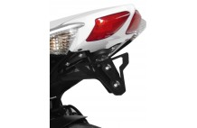 SUPPORT DE PLAQUE SPES25 GSXR600, 750 08-10