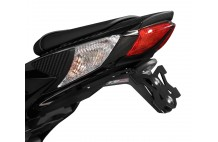 SUPPORT DE PLAQUE SPES30 GSXR600, 750