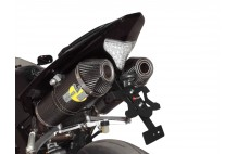 SUPPORT DE PLAQUE SPEY25 YZF-R1