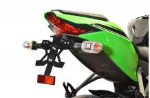 SUPPORT DE PLAQUE SPEK41 ZX10R (16-18)