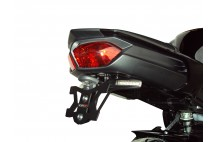 SUPPORT DE PLAQUE YAMAHA FZ8 (10-17)