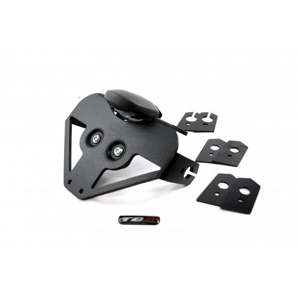 number plate holder spps04 gsr600 top block. Black Bedroom Furniture Sets. Home Design Ideas