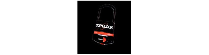 Antivol U TOP BLOCK Series